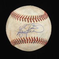Gerald Laird Signed Minor League Baseball (JSA COA) at PristineAuction.com