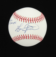 """Gerald Laird Signed OML Baseball Inscribed """"2011 WS Champs!"""" (JSA COA) at PristineAuction.com"""