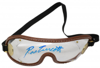 Ron Turcotte Signed Jockey Goggles (JSA COA) at PristineAuction.com