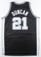 Tim Duncan Signed Spurs Jersey (JSA ALOA) at PristineAuction.com