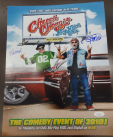 """Cheech Marin & Tommy Chong Signed """"Hey Watch This"""" 11x14 Photo (JSA COA) at PristineAuction.com"""