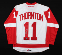 Joe Thornton Signed Greyhounds Jersey (AJ's Sports World COA) at PristineAuction.com