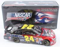 Jeff Gordon Signed LE #24 AARP NASCAR Salutes 2013 Chevy SS 1:24 Diecast Car (JSA COA) at PristineAuction.com