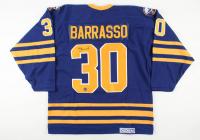Tom Barrasso Signed Sabres Jersey (AJ's Sports World COA) at PristineAuction.com