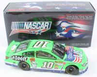 Danica Patrick Signed LE #10 GoDaddy Salutes 2013 Chevy SS 1:24 Diecast Car (JSA COA) at PristineAuction.com