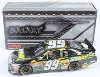 Carl Edwards Signed LE #99 Subway 2012 Ford Fusion 1:24 Diecast Car (JSA COA) at PristineAuction.com