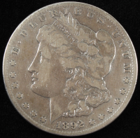 1892-CC Morgan Silver Dollar at PristineAuction.com