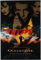 """""""GoldenEye"""" 27x40 Movie Poster at PristineAuction.com"""