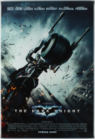 """The Dark Knight"" 27x40 Movie Teaser Poster at PristineAuction.com"