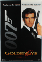 """""""GoldenEye"""" 27x40 Movie Teaser Poster at PristineAuction.com"""