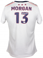 Alex Morgan Signed Jersey (JSA COA) at PristineAuction.com