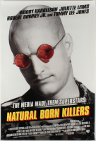 """""""Natural Born Killers"""" 27x40 Movie Poster at PristineAuction.com"""