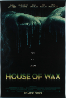 """""""House of Wax"""" 27x40 Movie Teaser Poster at PristineAuction.com"""