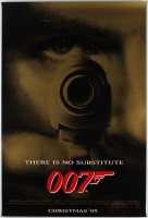 """""""GoldenEye"""" 27x40 Glossy Movie Teaser Poster at PristineAuction.com"""