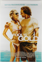 """Fool's Gold"" 27x40 International Teaser Movie Poster at PristineAuction.com"