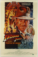 """Indiana Jones and the Temple of Doom"" 27x40 Movie Poster at PristineAuction.com"