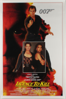 """""""Licence to Kill"""" 27x40 Movie Poster at PristineAuction.com"""