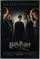 """Harry Potter and the Order of the Phoenix"" 27x40 Movie Poster at PristineAuction.com"
