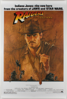 """Raiders of the Lost Ark"" 27x40 Movie Poster at PristineAuction.com"