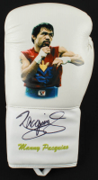 Manny Pacquiao Signed Boxing Glove (Pacquiao COA) at PristineAuction.com
