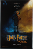 """Harry Potter and the Chamber of Secrets"" 27x40 Limited Edition DOBBY Teaser Movie Poster at PristineAuction.com"
