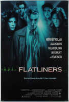 """Flatliners"" 27x40 Movie Poster at PristineAuction.com"
