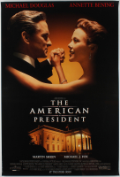 """""""The American President"""" 27x40 Movie Poster at PristineAuction.com"""