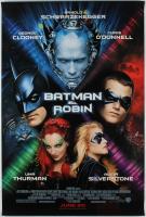 """Batman & Robin"" 27x40 Movie Poster at PristineAuction.com"