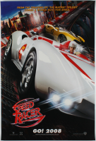 """""""Speed Racer"""" 27x40 Teaser Movie Poster at PristineAuction.com"""