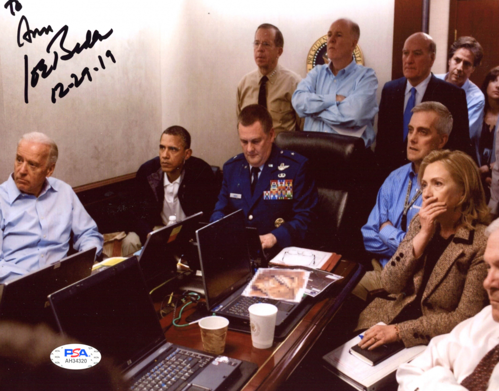 "Joe Biden Signed 8x10 Photo Inscribed ""12-29-19"" (PSA Hologram) at PristineAuction.com"
