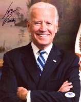 Joe Biden Signed 8x10 Photo (PSA Hologram) at PristineAuction.com