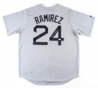 Manny Ramirez Signed Red Sox Jersey (JSA COA) at PristineAuction.com
