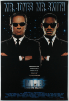 """Men in Black"" 27x40 Teaser Movie Poster at PristineAuction.com"
