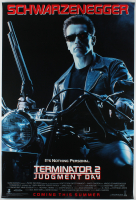 """Terminator 2: Judgment Day"" 27x40 Movie Poster at PristineAuction.com"