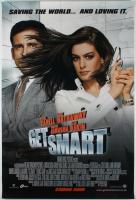 """Get Smart"" 27x40 Rare Teaser Movie Poster at PristineAuction.com"