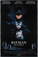 """Batman Returns"" 27x40 Movie Poster at PristineAuction.com"