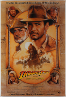 """Indiana Jones and the Last Crusade"" 27x40 Movie Poster at PristineAuction.com"