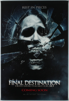 """The Final Destination"" 27x40 Limited Edition 3-D Glossy Teaser Movie Poster at PristineAuction.com"