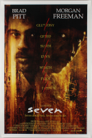 """Seven"" 27x40 Movie Poster at PristineAuction.com"