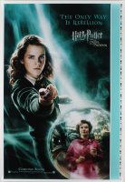 """""""Harry Potter and the Order of the Phoenix"""" 27x40 Uncut Rare International Teaser Movie Poster at PristineAuction.com"""