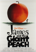 """James and the Giant Peach"" 27x40 Movie Poster at PristineAuction.com"