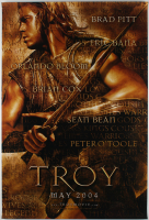 """""""Troy"""" 27x40 Teaser Movie Poster at PristineAuction.com"""