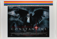 """""""Constantine"""" 27x40 Uncut Limited Edition International Teaser Movie Poster at PristineAuction.com"""