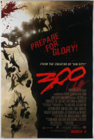 """300"" 27x40 Teaser Movie Poster at PristineAuction.com"