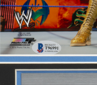 Sin Cara Signed WWE 11x14 Custom Framed Photo (Beckett Hologram) at PristineAuction.com