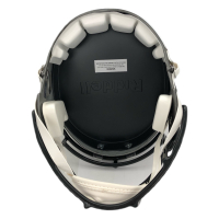 "Drew Brees Signed LE Saints Full-Size AMP Alternate Speed Helmet Inscribed ""SB XLIV MVP"", ""288 YDS"", & ""2 TD's"" (Beckett COA) at PristineAuction.com"