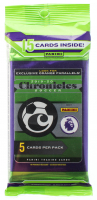 2019 / 20 Panini Chronicles Soccer Multi-Pack Cello Pack of (15) Cards at PristineAuction.com