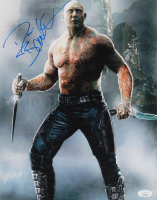 """Dave Bautista Signed """"Guardians of the Galaxy"""" 11x14 Photo (JSA COA) at PristineAuction.com"""