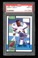 Emmitt Smith 1990 Topps Traded #27T RC (PSA 9) at PristineAuction.com
