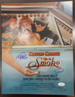 "Cheech Marin & Tommy Chong Signed ""Up In Smoke"" 11x14 Photo (JSA COA) at PristineAuction.com"